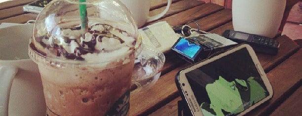 Starbucks Coffee is one of Orte, die Marco Alberto gefallen.