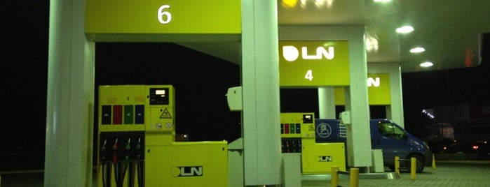 Latvijas nafta is one of Benzintanki LV.