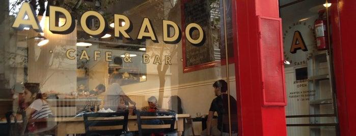 Adorado is one of Para almorzar.