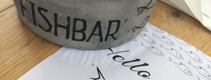 Hello Hal Fishbar is one of Food.