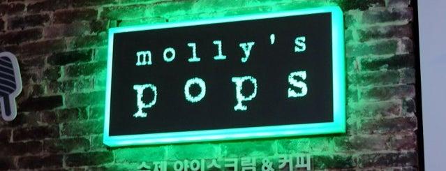 molly's pops is one of สถานที่ที่บันทึกไว้ของ Thomas.