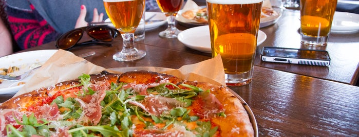 Lucky Pie Pizza & Tap House is one of Denver.