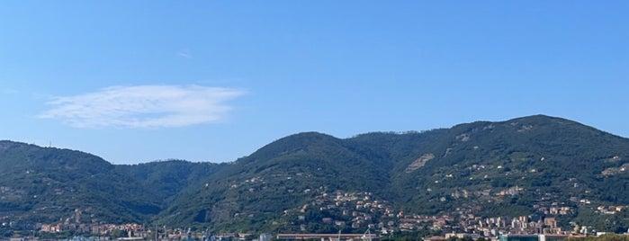 Porto di La Spezia is one of Dade : понравившиеся места.
