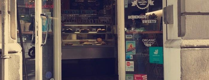 EatMyTrip - Brunch & Bakery Barcelona is one of BCN favs.