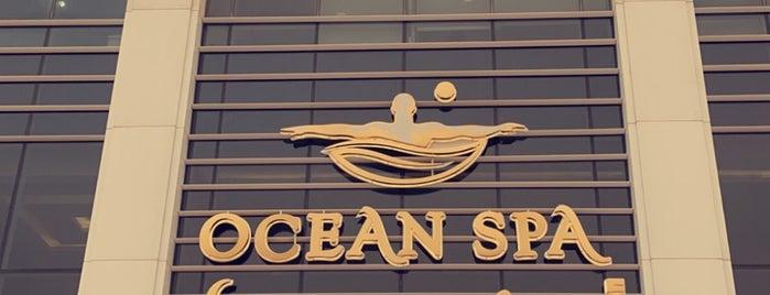 """Ocean """"Spa"""" is one of Spa."""
