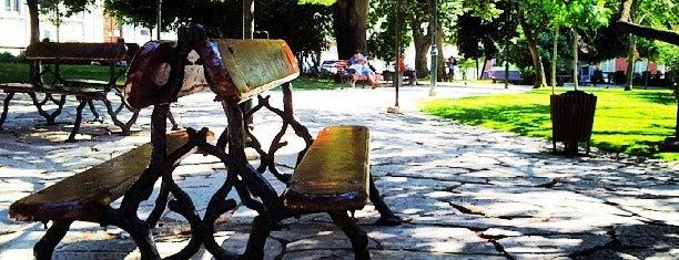 Jardim do Príncipe Real is one of 🌠.