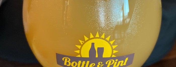 Bottle & Pint is one of Rachel : понравившиеся места.