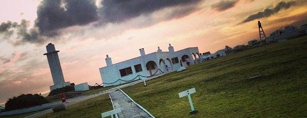 Faro de Cabo Polonio is one of Uruguay.
