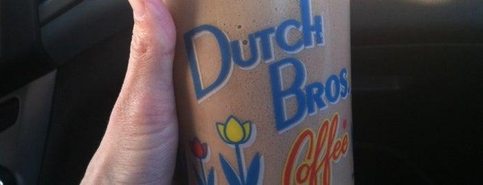 Dutch Bros Coffee is one of Posti che sono piaciuti a Jillian.