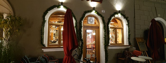 Bar Mitzi is one of Italy.
