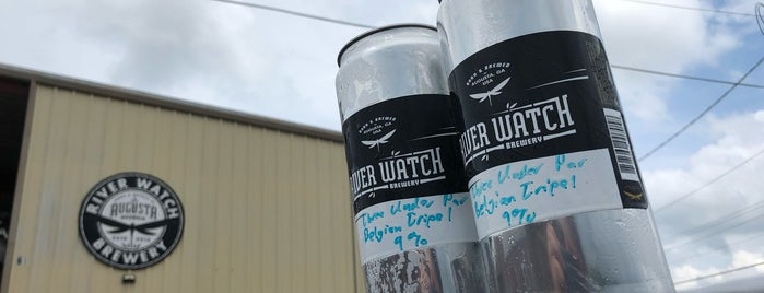 River Watch Brewery is one of Georgia Breweries.