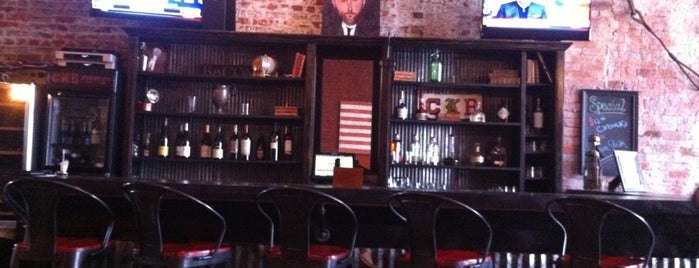 CKB- Commonwealth Kitchen + Bar is one of Eville and Henderson.