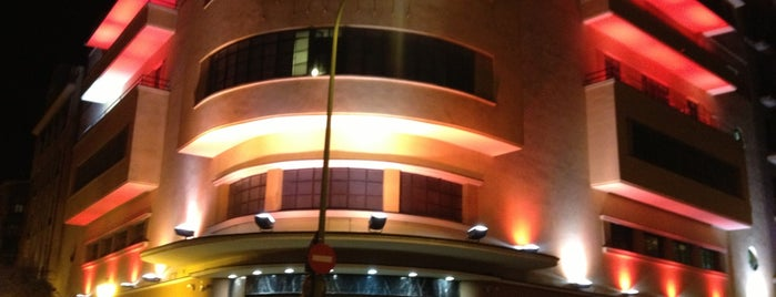 Teatro Barceló is one of NIGHT CLUBS (Mainstream).