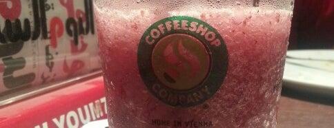 Coffeeshop Company is one of สถานที่ที่บันทึกไว้ของ Ahmed.