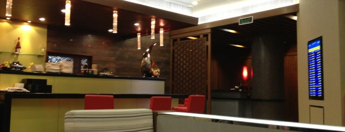 Majan Lounge is one of Airport Lounges.