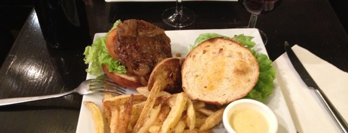 Amour de Burger is one of BEST BURGERS IN PARIS.