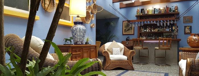 Casa Tamayo is one of Los Mejores Hostales del DF.