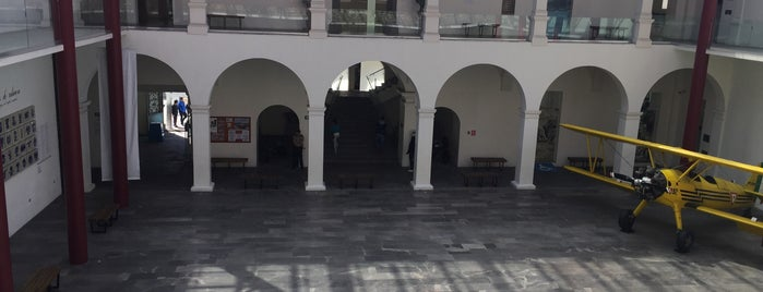 Museo del Ejercito y Fuerza Aerea Mexicanos is one of Puebla.