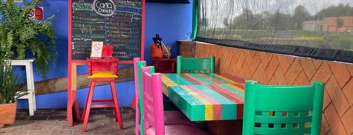 La Casa de Frida is one of Comida Puebla.