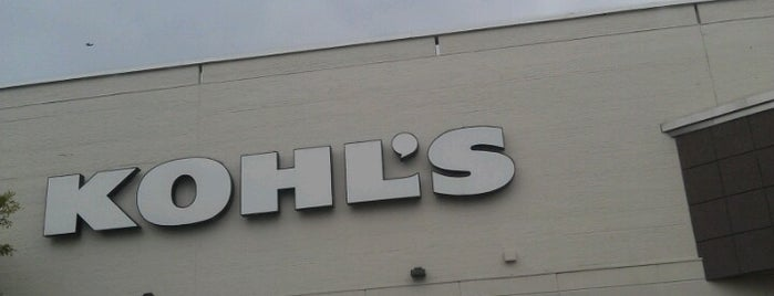 Kohl's is one of Locais curtidos por Mei.