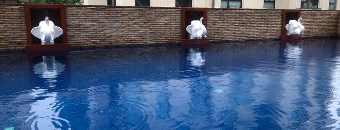 Bangkok Patio Apartment is one of Locais curtidos por Sancho.