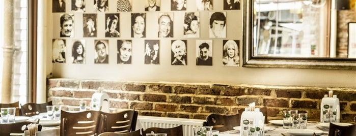 Piraye Taş Plak Meyhanesi is one of Top 10 Taverns in Istanbul.