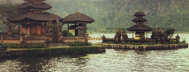 Pura Ulun Danu Beratan is one of Temples and statues in Indonesia.