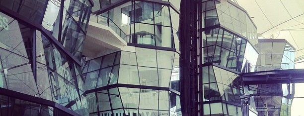 LASALLE College of the Arts is one of Singapore Contemporary Architecture Tour 2013.