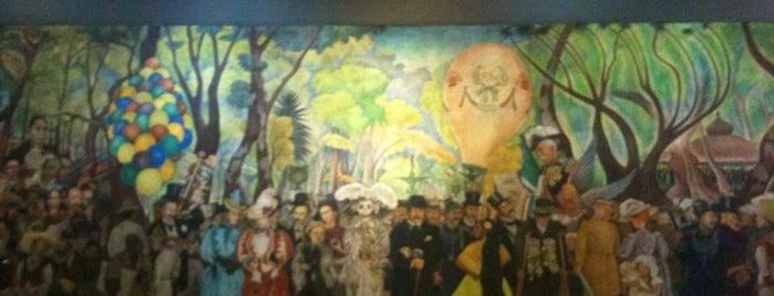Museo Mural de Diego Rivera is one of Ciudad de México.