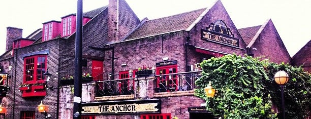 The Anchor is one of London Pubs.