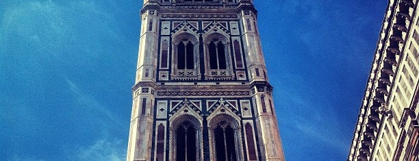 Campanile di Giotto is one of Tempat yang Disukai Richard.