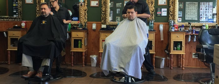 Clippers Barbershop is one of Cash Only.