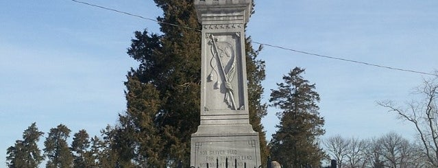 Perryville Battlefield State Historic Site is one of Paranormal Sights.