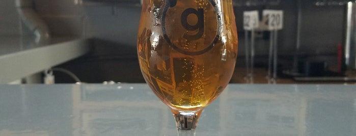 Gravely Brewing is one of Orte, die Mimi gefallen.
