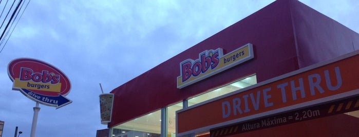 Bob's is one of Lugares recomendados Ipatinga.