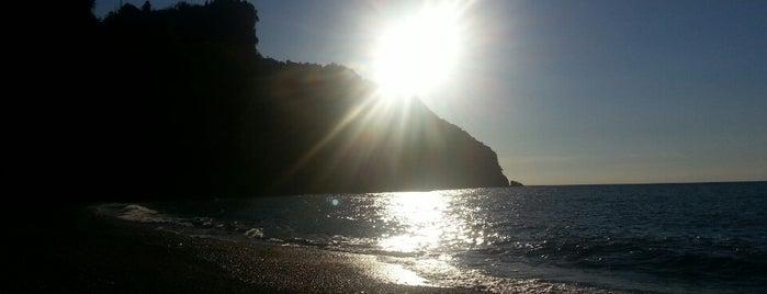 Köseağzı Plajı is one of Murat 님이 좋아한 장소.