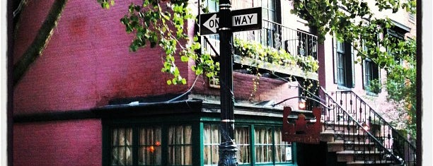 The Waverly Inn is one of NYC Downtown.