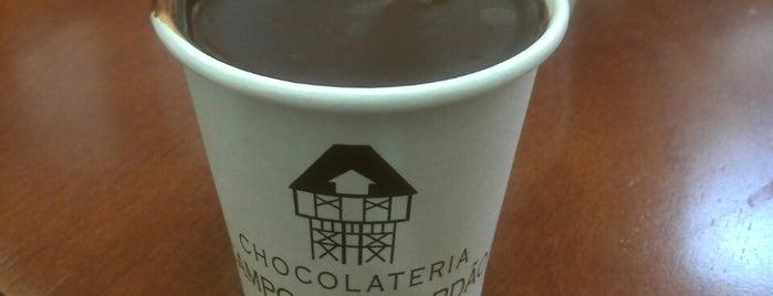 Chocolateria Campos do Jordão is one of Locais curtidos por Deborah.