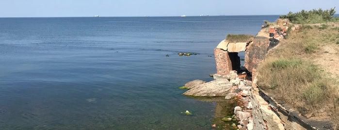 Балтийское море. is one of Lugares favoritos de Andrew.