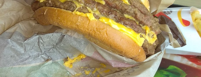 Burger King is one of Lieux qui ont plu à Fernando.