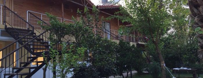 Portakal Bahçesi Bungalov Pansiyon is one of สถานที่ที่ Veysel Ekici / ถูกใจ.