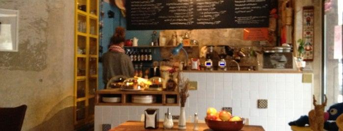 Cafe La Ruina is one of Śladami poznańskiego hipstera.