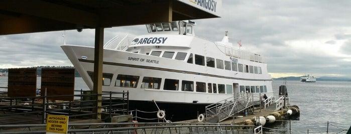 Argosy Harbor Cruise is one of Seattle.