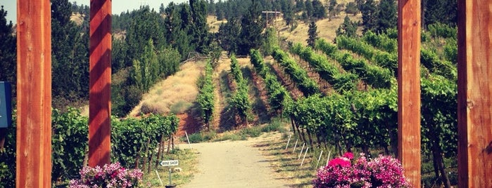 La Frenz Winery is one of 10 Best Okanagan Wineries.