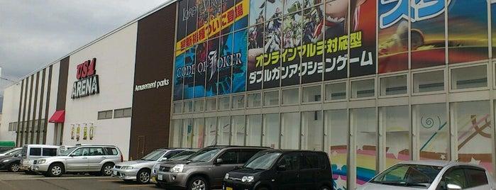 JOYLAND 敦賀店 is one of REFLEC BEAT colette設置店舗@北陸三県.
