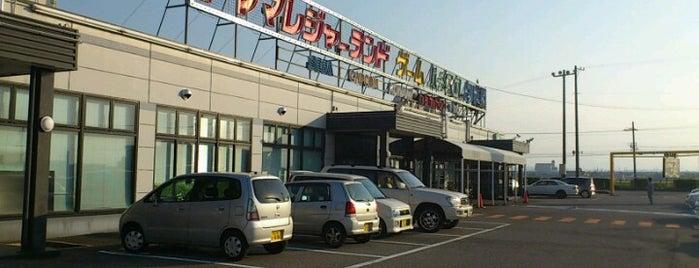 トヤマレジャーランド 小杉店 is one of REFLEC BEAT colette設置店舗@北陸三県.