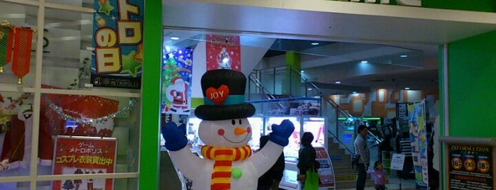 金沢メトロポリス is one of REFLEC BEAT colette設置店舗@北陸三県.