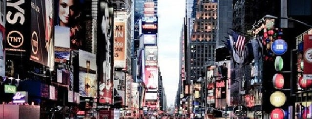 Times Square is one of New York Best: Sights & activities.