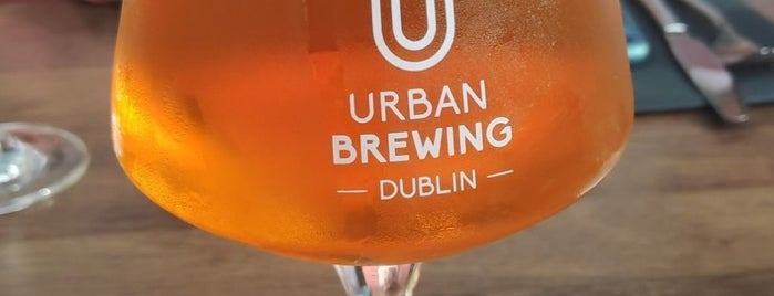 Urban Brewing is one of Posti che sono piaciuti a Zia.