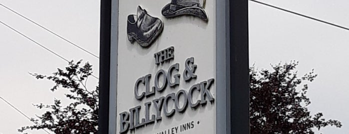 The Clog and Billycock is one of Phat's Liked Places.